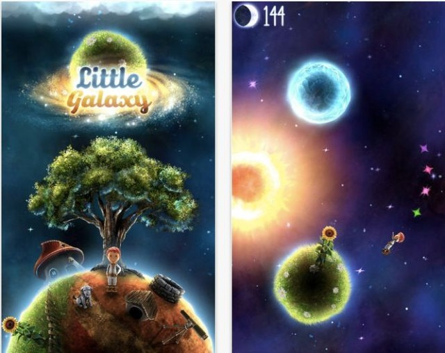 Little Galaxy iOS Game of the Week