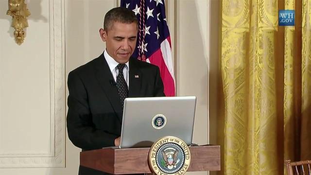 Obama was a big