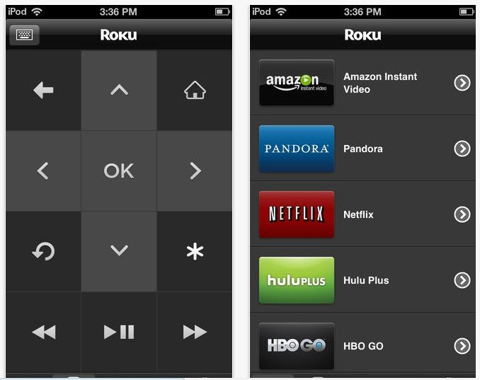 Roku Video Streaming