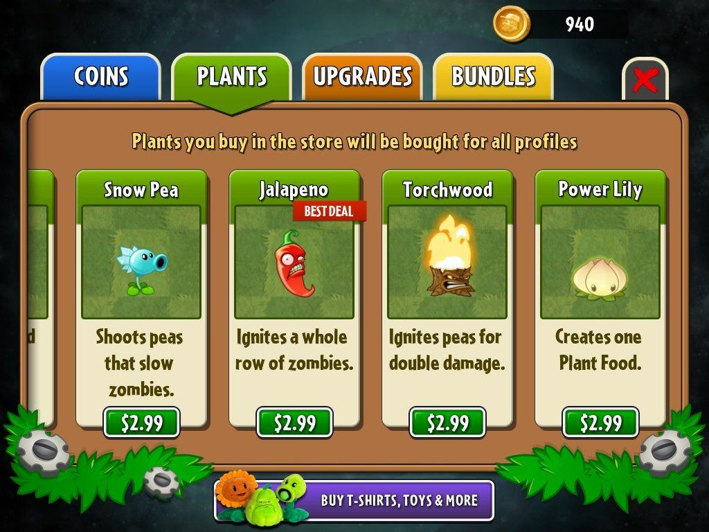 Plants Vs  Zombies 2: Better Plants, Bigger Worlds, And