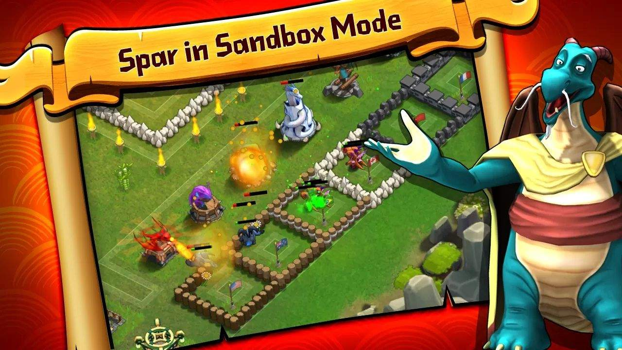 free to play battle dragons soars over to the app store cult of mac