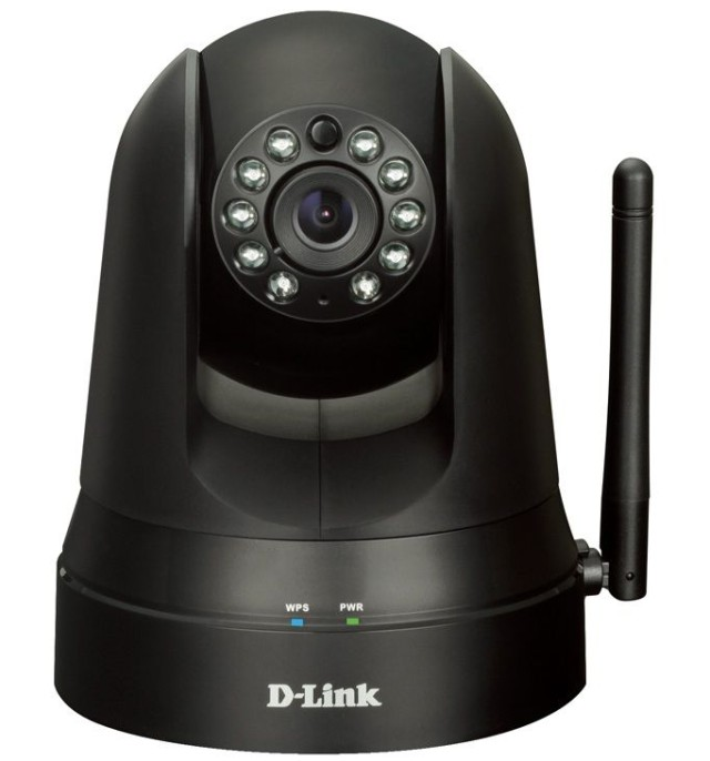 D-Link's New Security Camera Is Cheap, iPhone-Linked And Has ...
