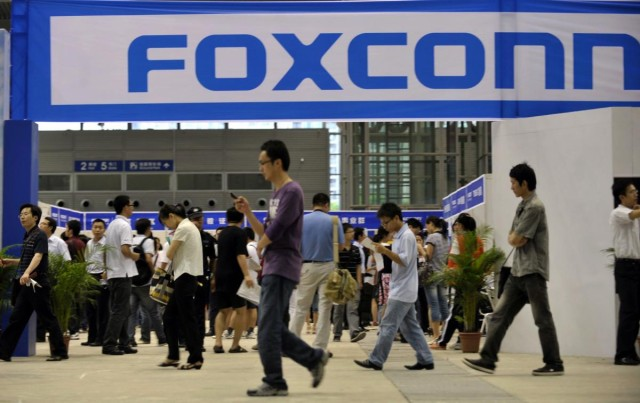 Foxconn is moving to India