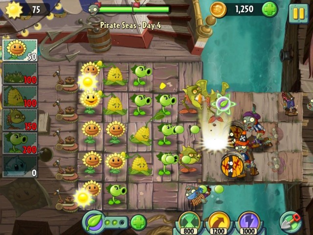 Plants vs Zombies 2 - Free Download - Home