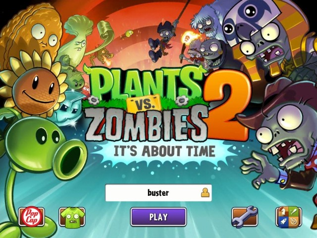 Plants Vs. Zombies 2: Better Plants, Bigger Worlds, And ...