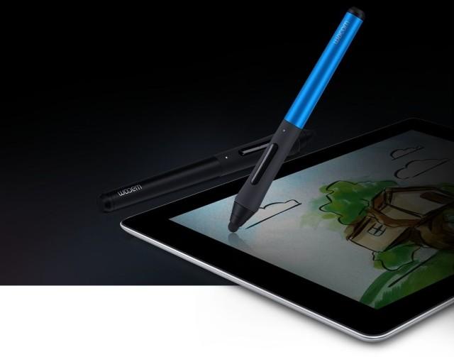 Wacom Produces Pressure Sensitive iPad Stylus -- Finally