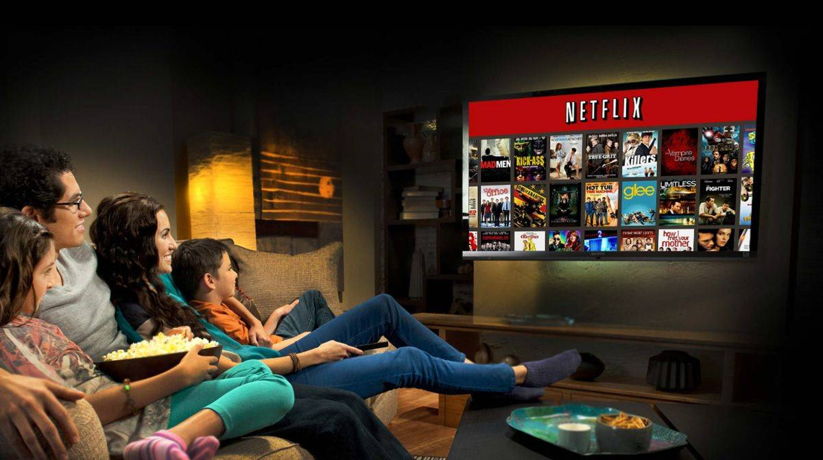 Watch out Netflix, Apple might start making shows too.