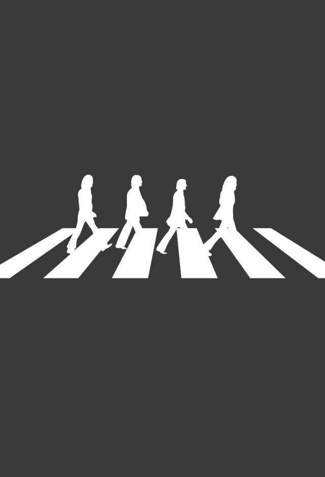 Abbey Road never looked so good.