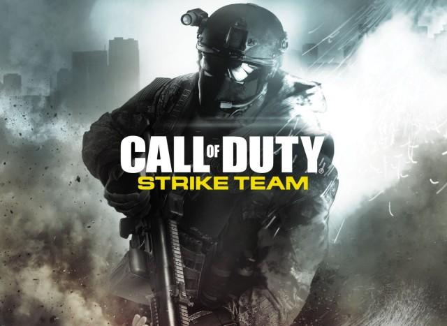 Call of Duty Strike Team Key Art