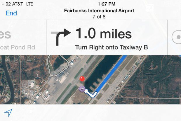 FAI Apple Maps