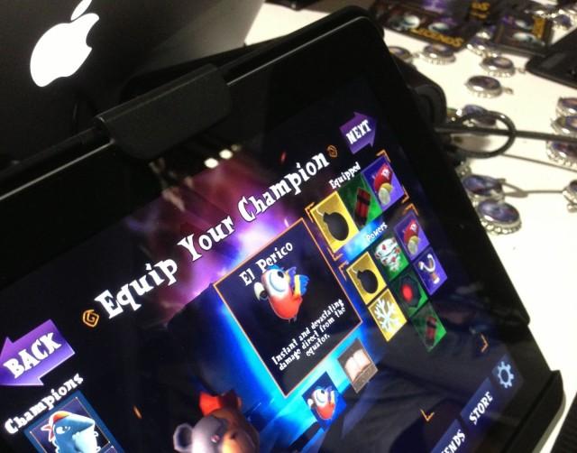Mac iPad Gaming