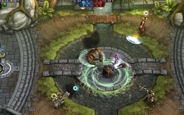 Solstice Arena Game Play