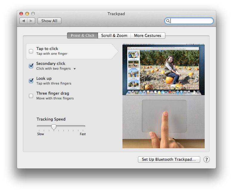 Trackpad Tap To Click