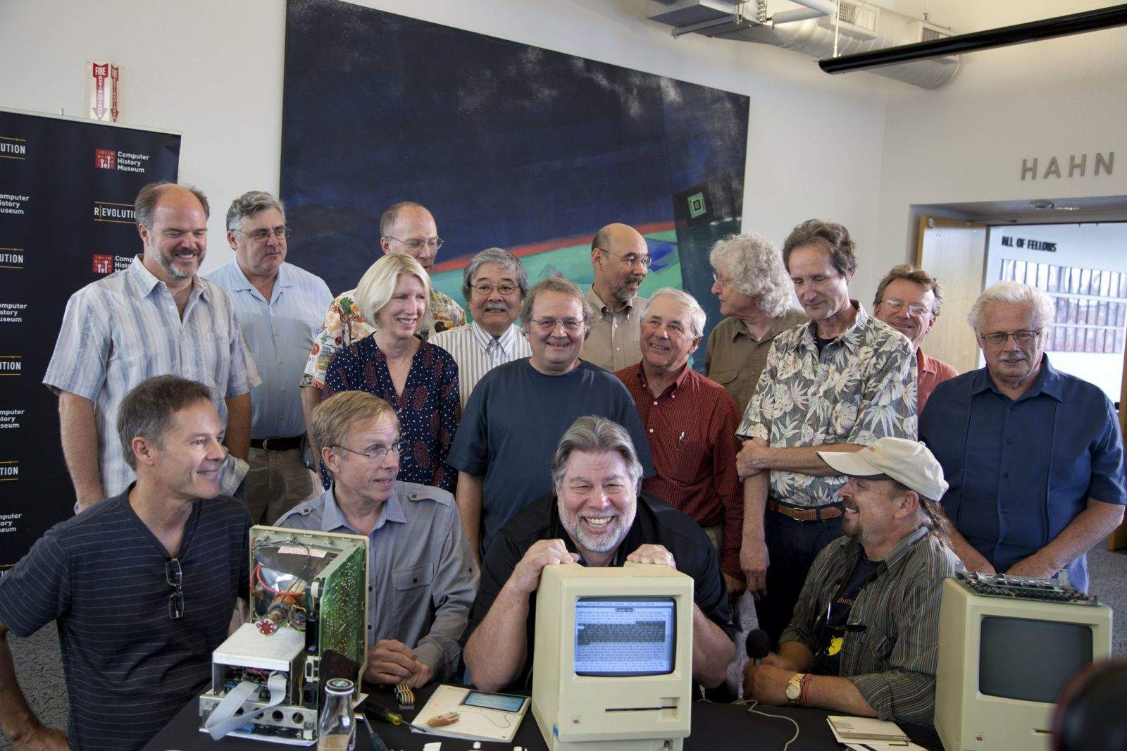 Veteran Apple Employees
