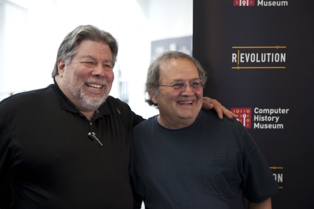 Woz and Hertzfeld