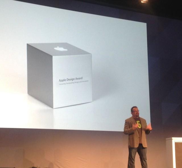Evernote CEO Phil Libin says Apple Design Award