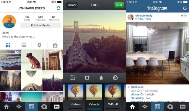 Instagram for iOS 7: Call That An Update? [Opinion] | Cult