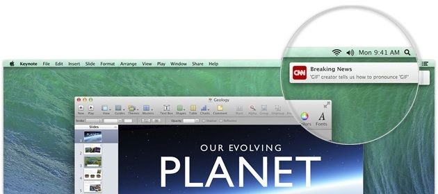 Trolling CNN, Apple? Hmm,