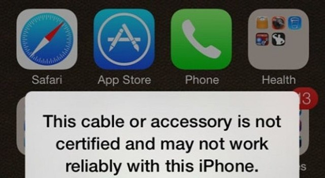Lightning Usb Cable Fix: iOS 7 Killed Off Some Unlicensed Lightning Cables But Here7s A Fix rh:cultofmac.com,Design