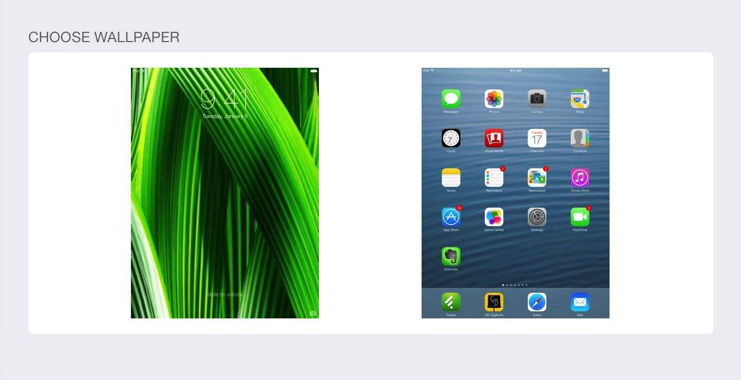 Ios 7 Iphone Wallpaper: Make Your Own Parallax Wallpapers