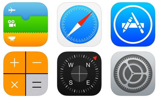 Meet The Real World Products That Inspired IOS 7 Icons