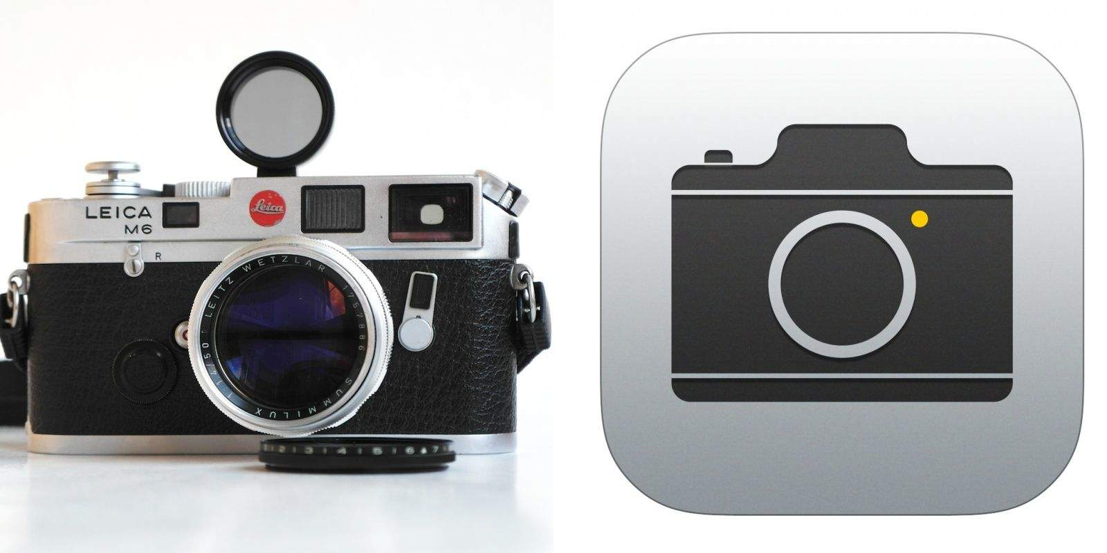 Iphone Camera App Icons Images