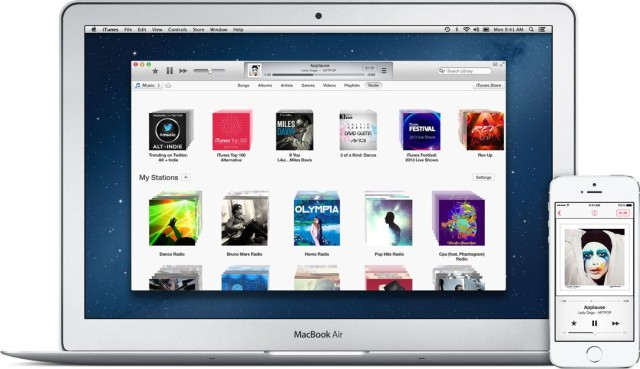 iTunes 11 1 With iTunes Radio Is Now Available To Download