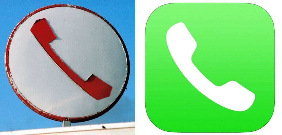 Meet The Real-World Products That Inspired The IOS 7 Icons