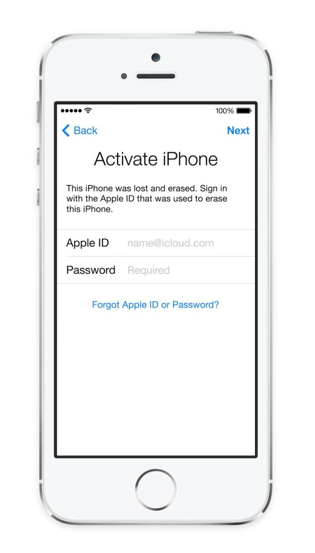 how to unlock activation lock iphone 5s using itunes