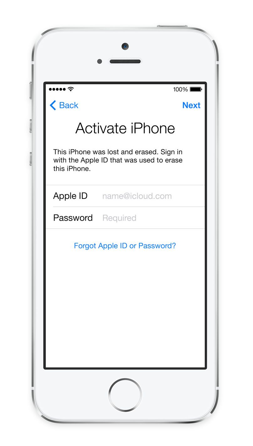 how do you activate a new iphone why ios 7 s activation lock is a disaster waiting to 19730