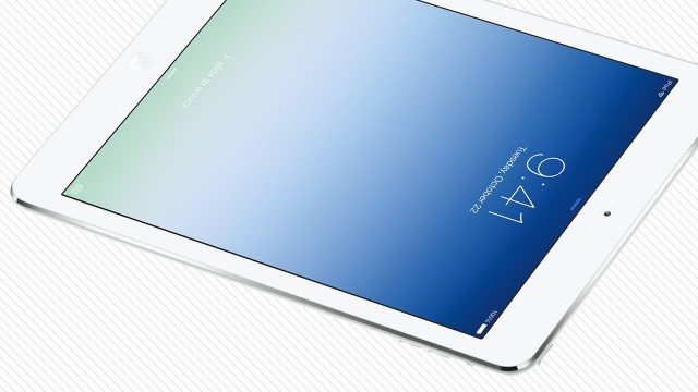 Here's Where To Download Apple's Official New IPad Air