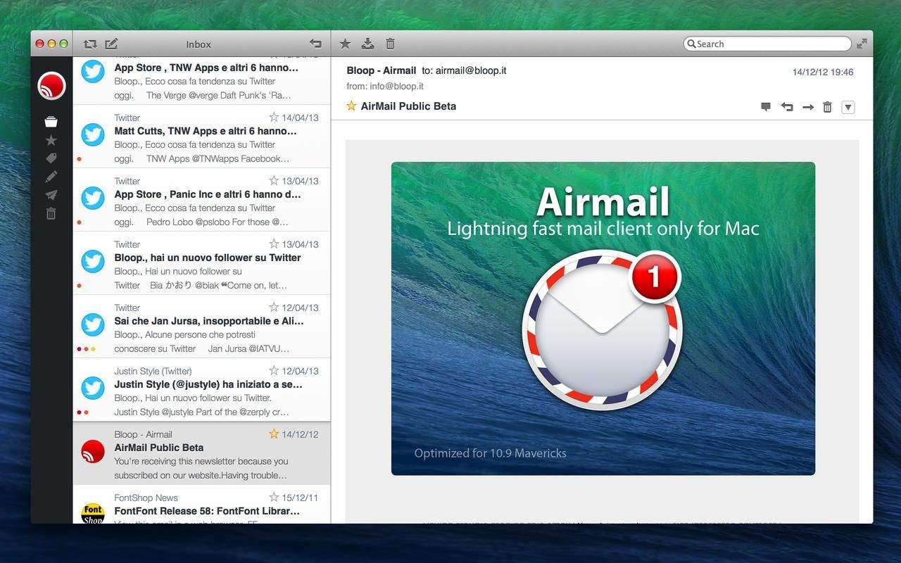 Airmail-Mac