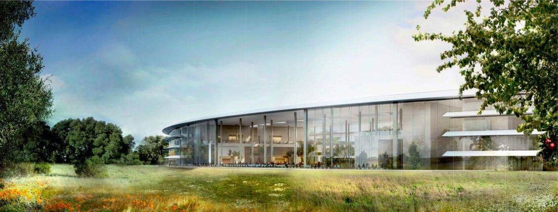 Apple Campus 2 will be one of the 'greenest' buildings in Silicon Valley.
