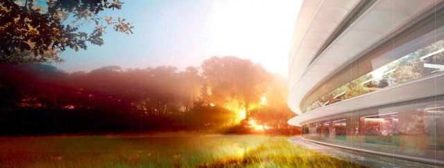 Sustainability is a key theme of Apple's forthcoming Apple 2 campus