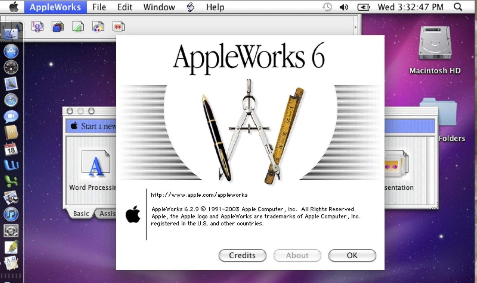 Updated Convert System Os 9 Appleworks 6 Files To Os X