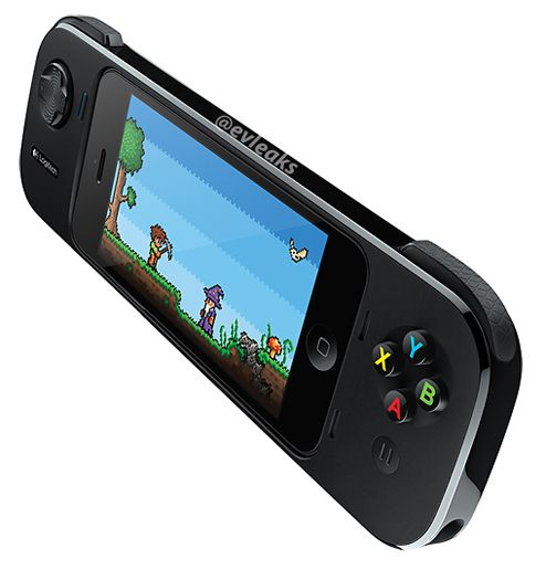 new concept e5b48 e0191 Logitech's Upcoming Gamepad For The iPhone Looks Pretty Nice | Cult ...