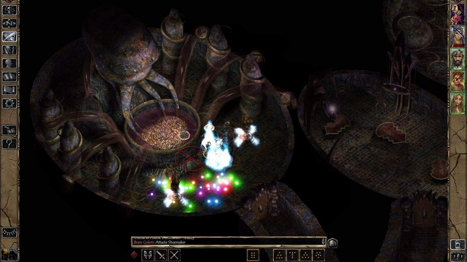 Baldur's Gate II Screen