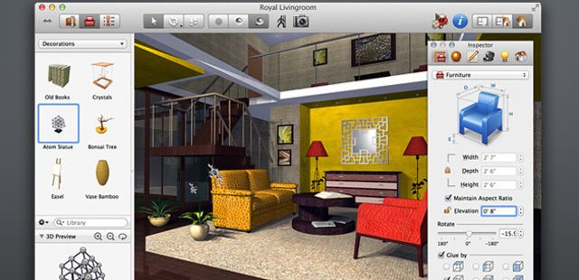 Marvelous Design Your Dream Home With Live Interior 3D For Mac [Deals]