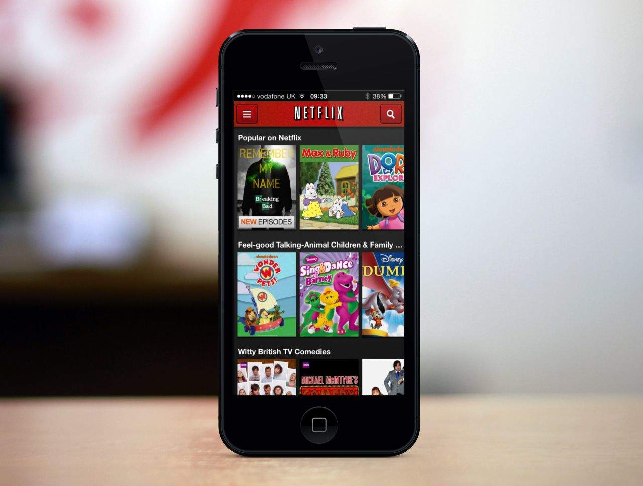 netflix update brings hd streaming airplay support to ios 7 cult of mac
