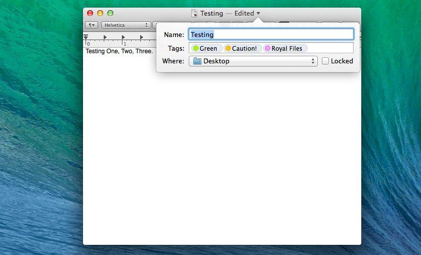 New Titlebar Options