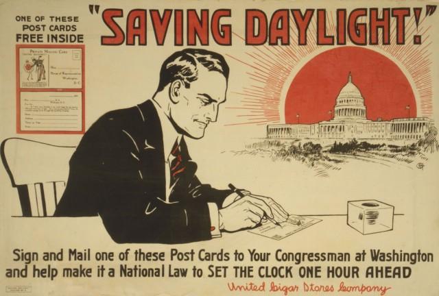 Saving-Daylight