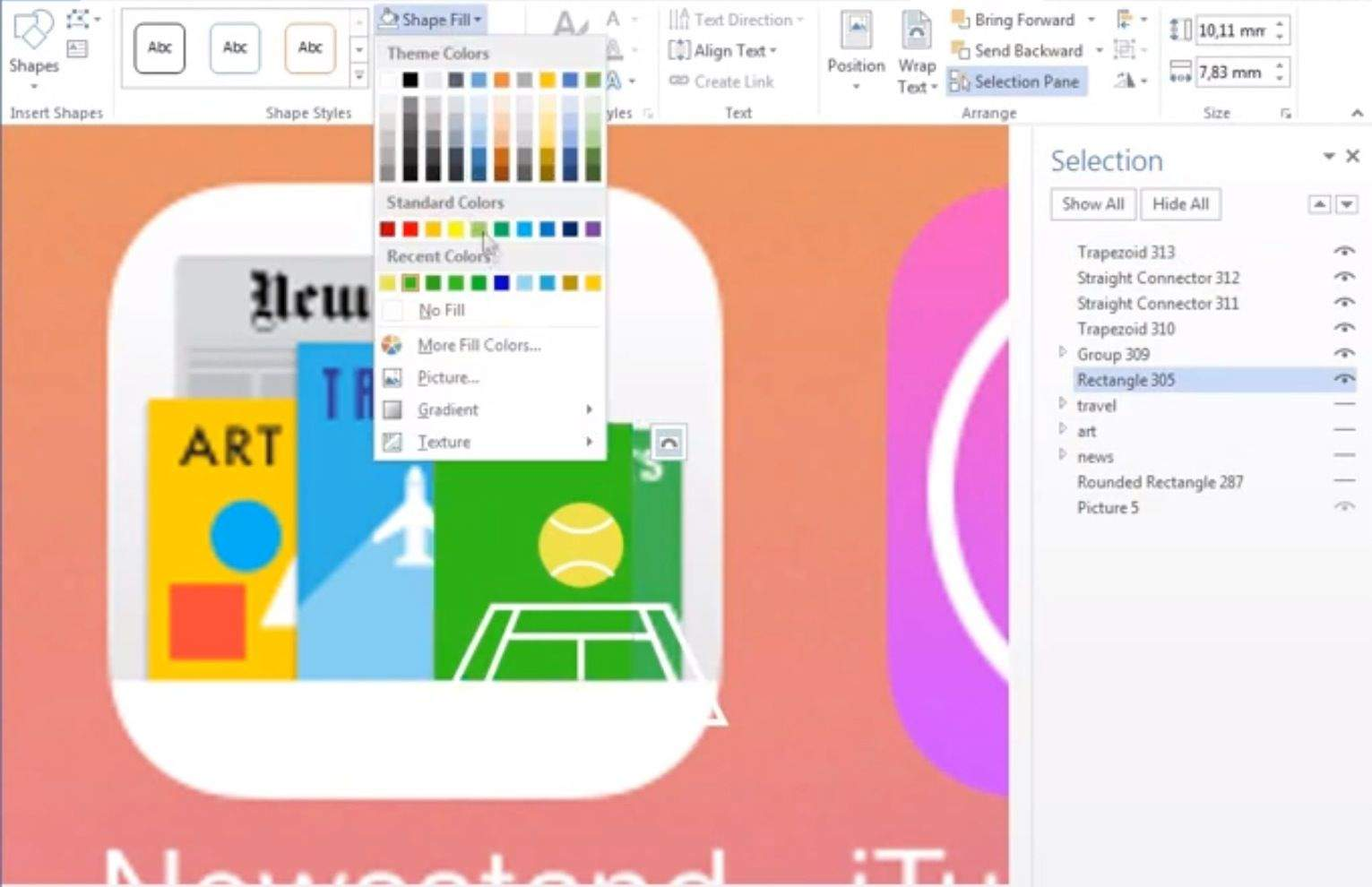 Was Ios 7 Designed In Microsoft Word No But Its Certainly Block Diagram Possible Video Cult Of Mac