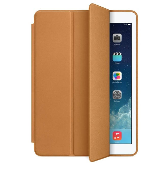 the best attitude fa13d ff022 Apple's New iPad Smart Case Is Basically A iPhone 5s Case/Smart ...