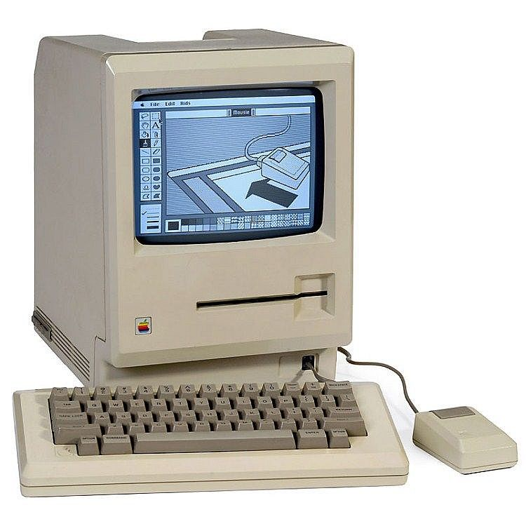 how to turn on a apple 2 comuter
