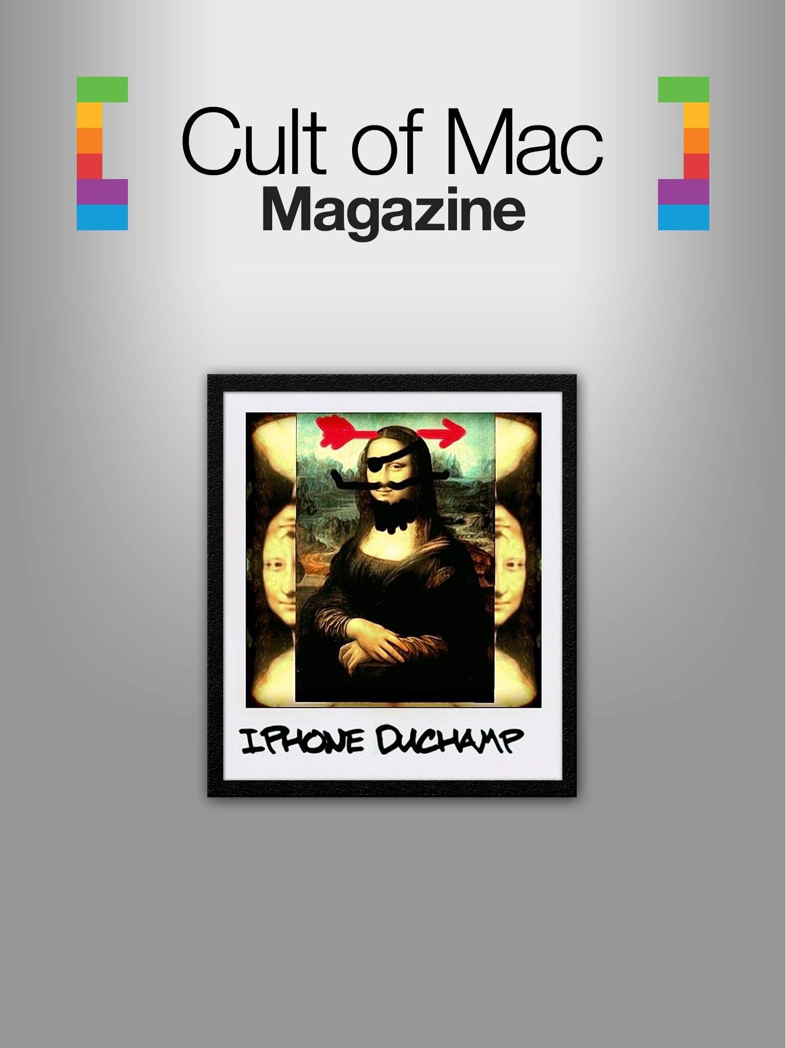 Cover design Craig Grannell, art work @David Scott Leibowitz.