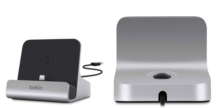 belkin 39 s ipad dock dials in the perfect fit cult of mac. Black Bedroom Furniture Sets. Home Design Ideas