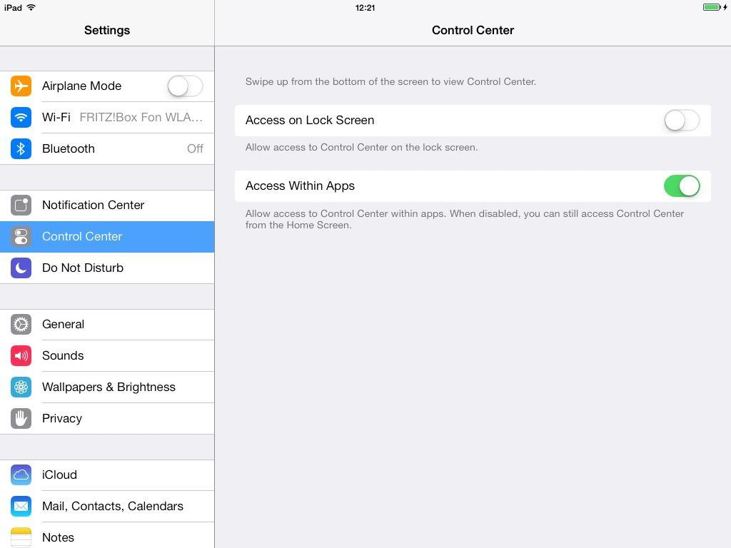 If Not, Folks Can Switch Your Bluetooth And Wifi On And Off, Change Your  Airdrop And Airplay Settings,