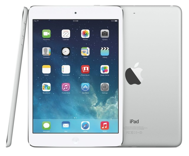iPad Air and iPad mini