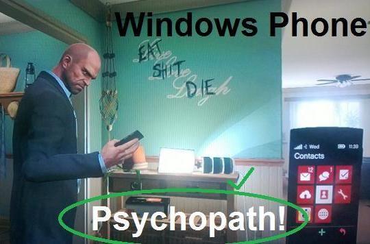 windowsphoneGTAV