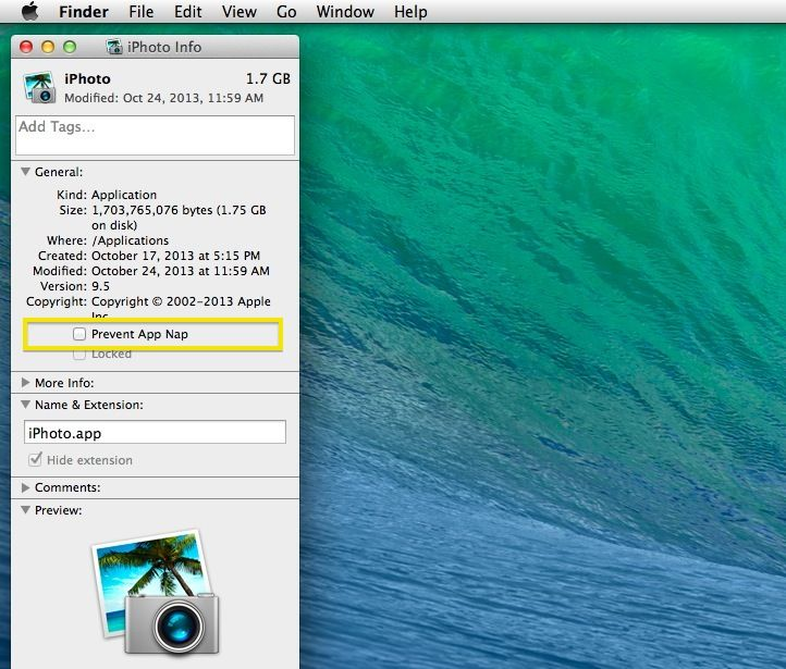 How To Turn App Nap Off For Specific Apps On Your Mac [OS X Tips